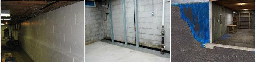 Basement Leakage Repair